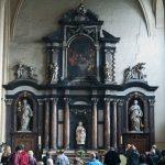 Собор Богоматери — Брюгге, Бельгия.