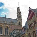 Часовня Святой Крови — Брюгге, Бельгия.