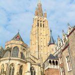 Утренняя прогулка — Брюгге, Бельгия