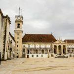 Город-университет — Коимбра, Португалия
