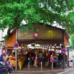 Рынок Marche Provencal — Антиб, Франция.