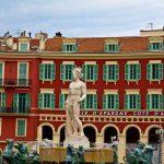 Фешенебельный курорт — Ницца, Франция