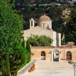 Монастырь святого Неофита — Кипр