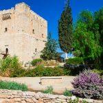 Замок Колосси — Кипр