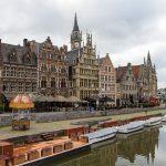 Бельгийская Венеция — Гент, Бельгия