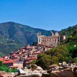 Горные деревни Лигурии — Дольчеаква, Пинья и Кастель-Витторио, Италия