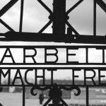 Arbeit macht frei — Дахау, Германия.