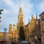 Столица Баварии — Мюнхен, Германия