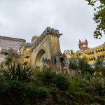 Дворец Пена — Синтра, Португалия