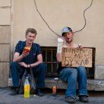 Помогите на бухло – Санкт-Петербург.