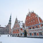 Рига старая и новая — Рига, Латвия. Часть первая.