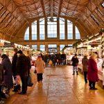 Центральный рынок — Рига, Латвия. Часть первая.