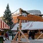 Рождественский базар — Рига, Латвия.