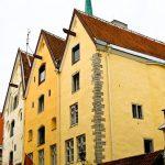 Три Сестры – Таллин, Эстония.
