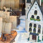 Сувениры — Таллин, Эстония.