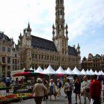 Брюссель, город контрастов — Бельгия.