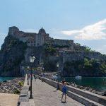 Арагонский замок – Искья Понте, Италия