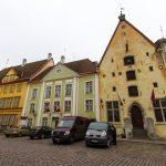 Фото старого Таллина — Эстония