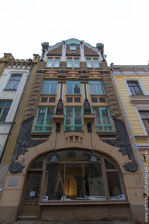Фото старого Таллина - Эстония фото