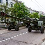 Репетиция парада Победы – Севастополь, Россия