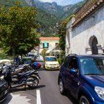 Адские дороги Амальфитанского побережья — Италия