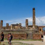 Обычный день Помпеи — Италия