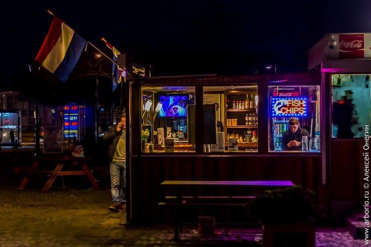 Вечерняя прогулка по голландскому захолустью фото