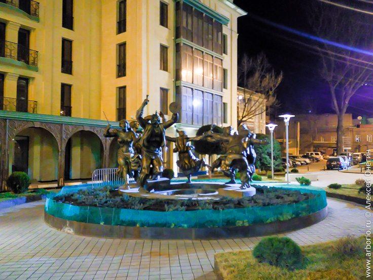 Ночной Тбилиси фото