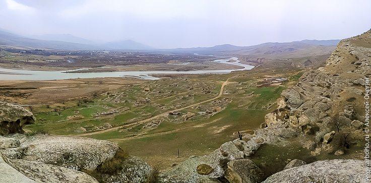 Уплисцихе, крепость горного царя фото