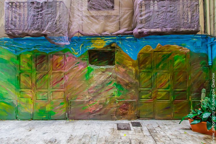 Валенсия: классика и уличное искусство фото