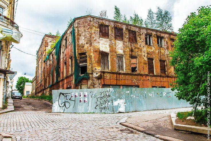 Нищета и блеск бывшей Финляндии фото