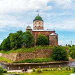 Выборгский замок, или немного позитива
