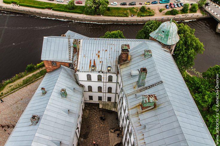Выборгский замок, или немного позитива фото