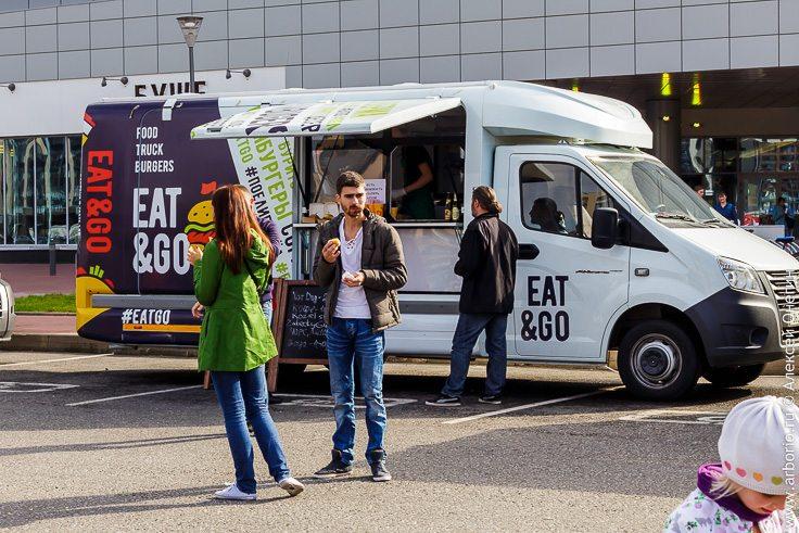 Есть ли будущее у уличной еды? фото