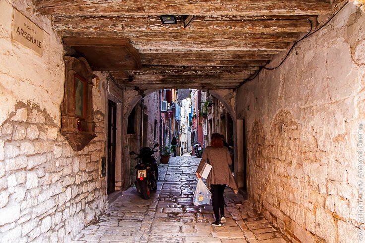 Самый красивый город Адриатики фото