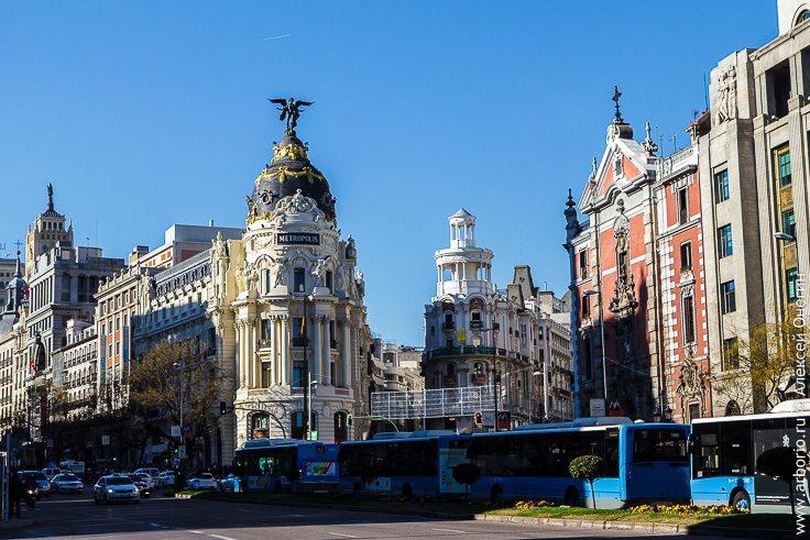 Мадрид: хамон, хипстеры и генерал Франко фото