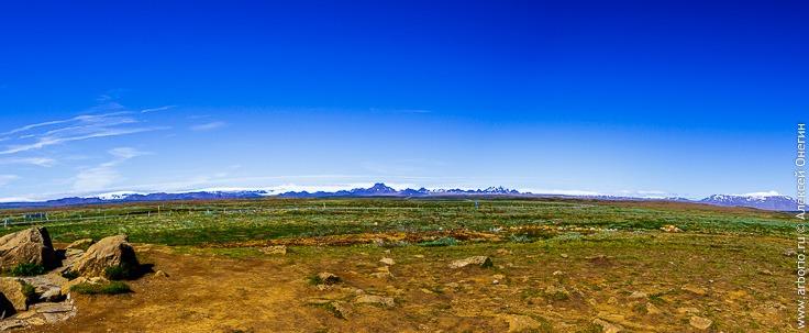 Исландия - панорама
