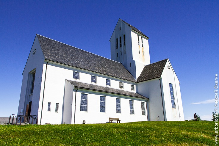 Новый собор Скаульхольта