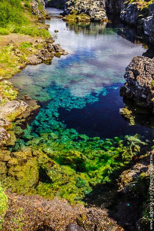 Тингведлир, Исландия