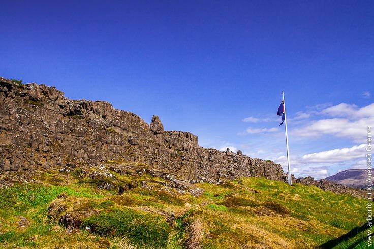 Альтинг, Исландия