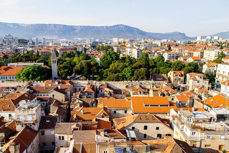 Сплит, Хорватия - отзыв с фото