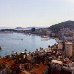 Сплит, второй город Хорватии
