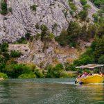 Сплав по реке Цетине