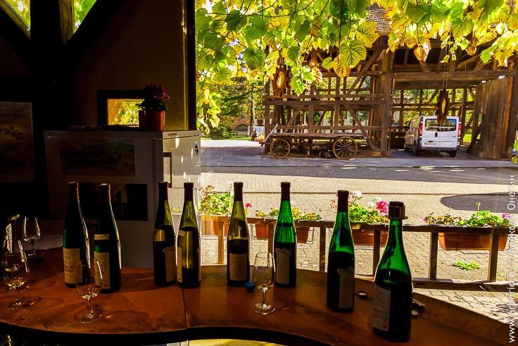 Виноделие в Эльзасе