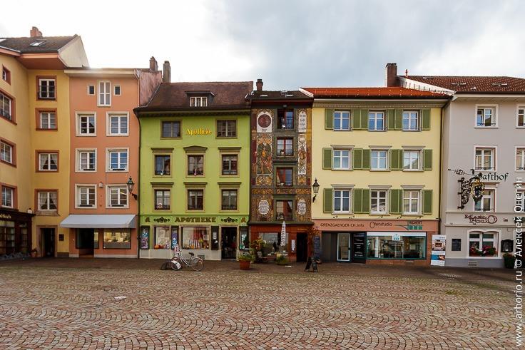 Бад-Зекинген, Германия