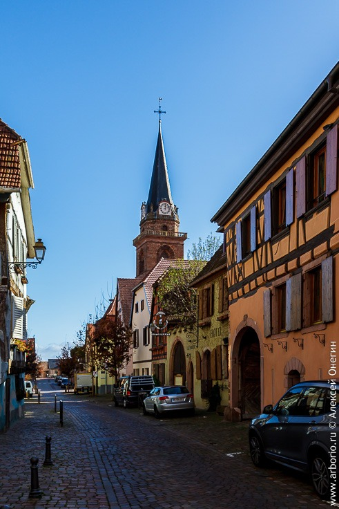 Бергем, Эльзас