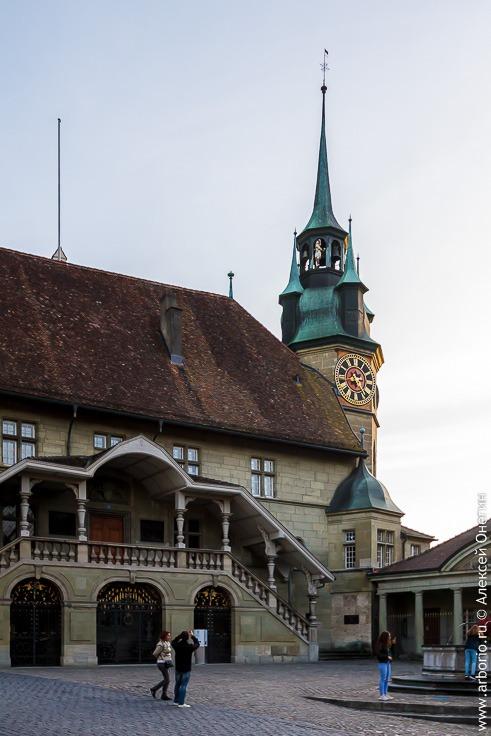 город Фрибур, Швейцария