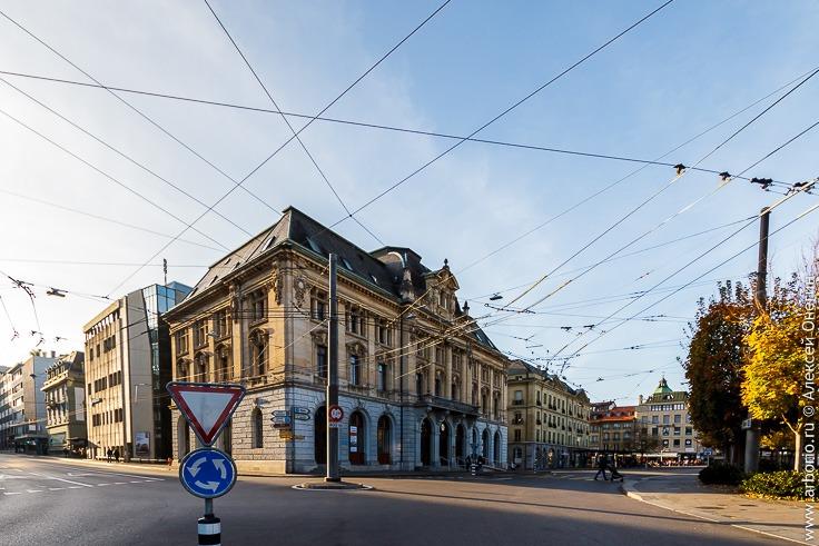 город Фрайбург, Швейцария