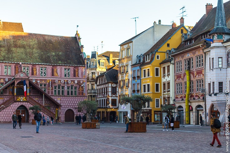 Мюлуз, Эльзас, Франция