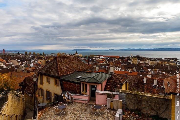 Невшатель, швейцарский Новгород фото